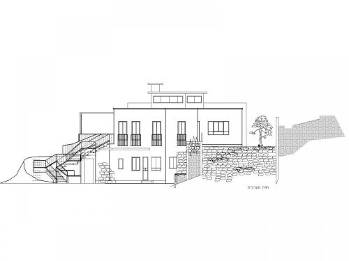 הבית על הגבעה