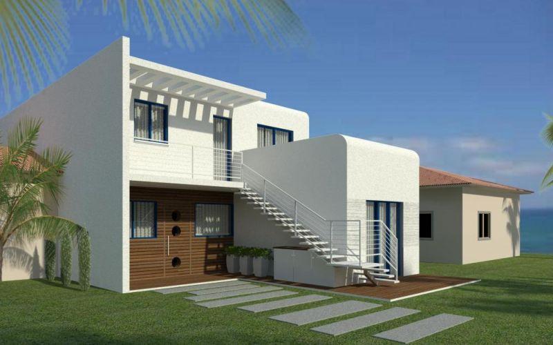 בית ליד הים